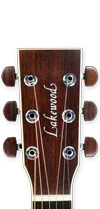 Headstock Sungha Jung Signature