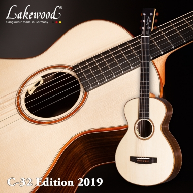 "New Lakewood body shape ""Concert"""