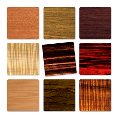 Wood selection